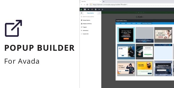Popup Builder for Avada