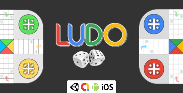 Ludo Original - Complete Unity Game For Android & iOS - CodeCanyon Item for Sale