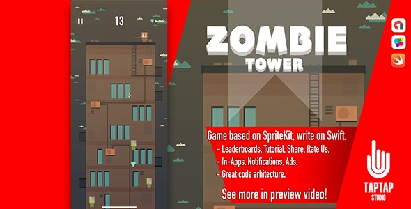 Zombie Tower - CodeCanyon Item for Sale