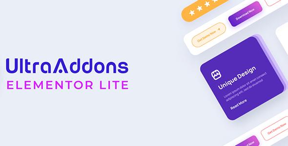 UltraAddons Elementor Lite Pro