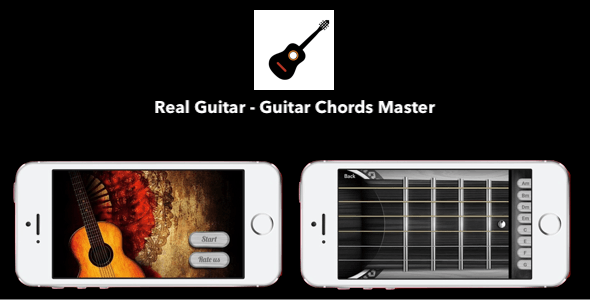 Real Guitar - Guitar Chords Master With ADMOB Integrated