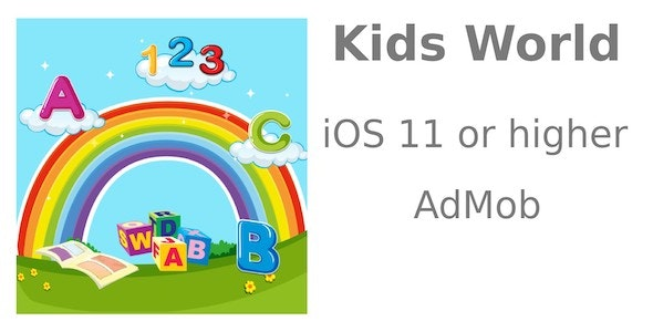 Kids World - CodeCanyon Item for Sale