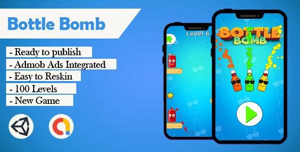 Bottle Bomb (Unity - Admob) - CodeCanyon Item for Sale