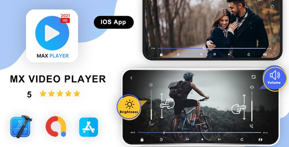Video Player - HD Video Player - iOS Source code - CodeCanyon Item for Sale