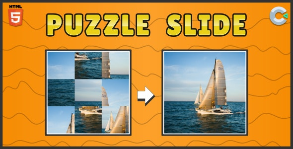 Puzzle Slide - HTML5 Casual Game - CodeCanyon Item for Sale