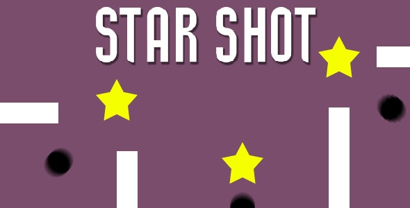 Star Shot - HTML5 Game (CAPX)