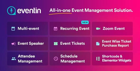 Events Manager & Tickets Selling Plugin for WooCommerce - CodeCanyon Item for Sale