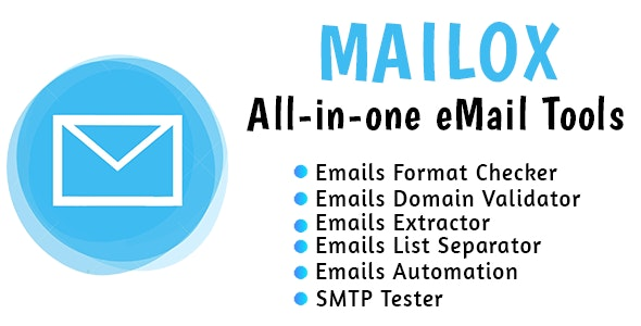 Mailox : All-in-one eMail Tools - CodeCanyon Item for Sale