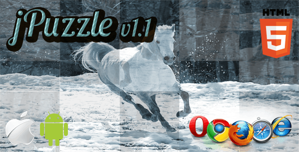 jPuzzle - CodeCanyon Item for Sale