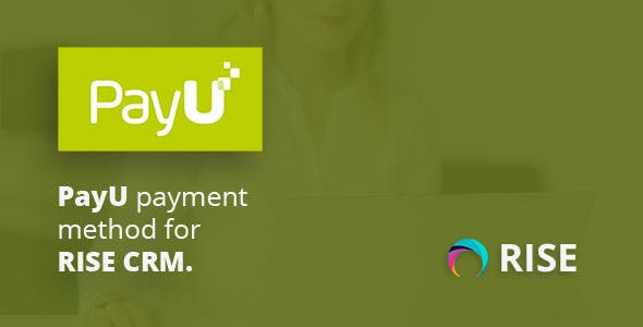 PayU payment method for RISE CRM