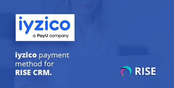 iyzico payment method for RISE CRM - CodeCanyon Item for Sale