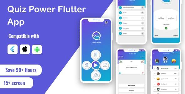 Flutter Quiz App