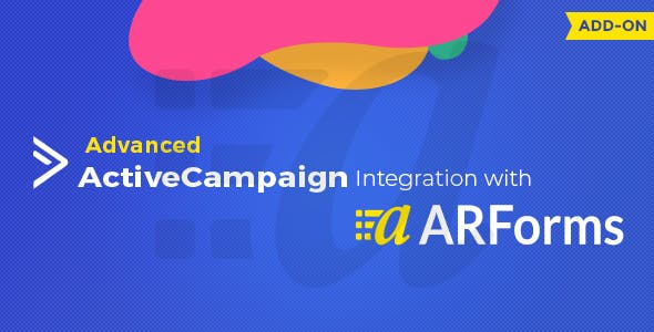 Advanced Activecampaign integration with ARForms