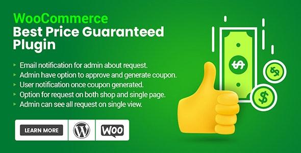 Best Price Guaranteed For WooCommerce Plugin