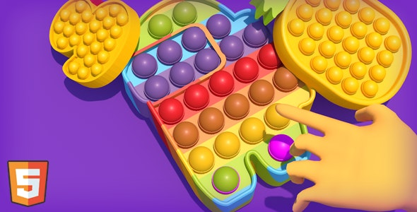 Pop Us 3D! - HTML5 Game - CodeCanyon Item for Sale