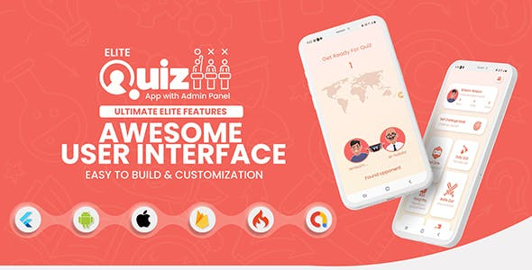 Elite Quiz - The Flutter Quiz App