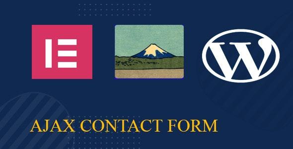 Kontakt -  Ajax  Contact Form - CodeCanyon Item for Sale