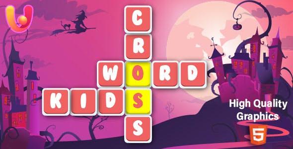Halloween Crossword for Kids