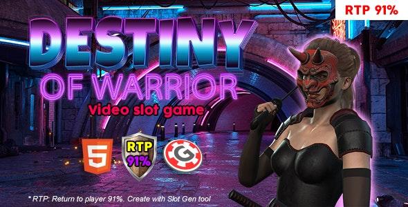 Destiny of Warrior v1.0