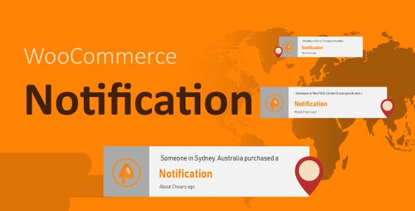 WooCommerce Notification | Boost Your Sales - Live Feed Sales - Recent Sales Popup - Upsells