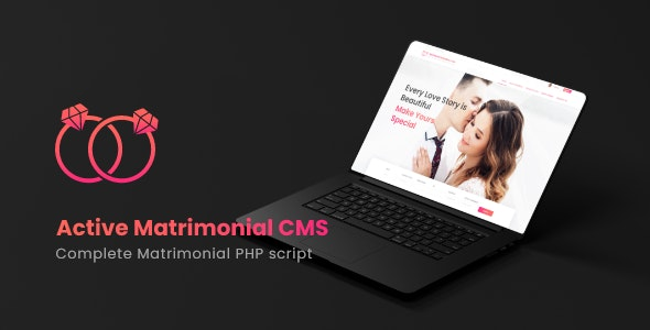 Active Matrimonial CMS v3.3 – nulled