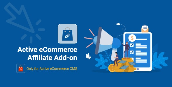 Active eCommerce Affiliate add-on - CodeCanyon Item for Sale