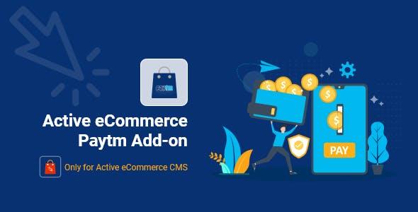 Active eCommerce Paytm add-on