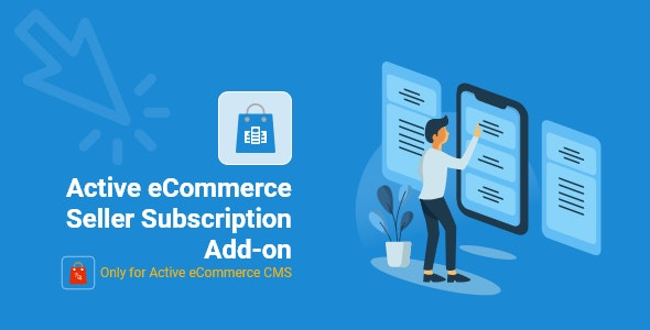 Active eCommerce Seller Subscription Add-on - CodeCanyon Item for Sale
