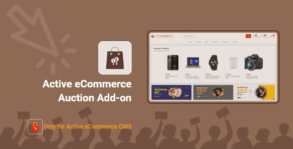 Active eCommerce Auction Add-on