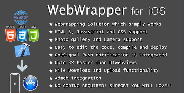 WebWrapper - CodeCanyon Item for Sale