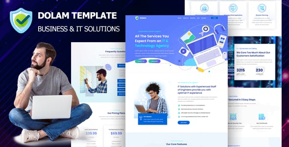 Dolam - Business & IT Solutions Company