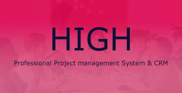 HIGH - Project Management System
