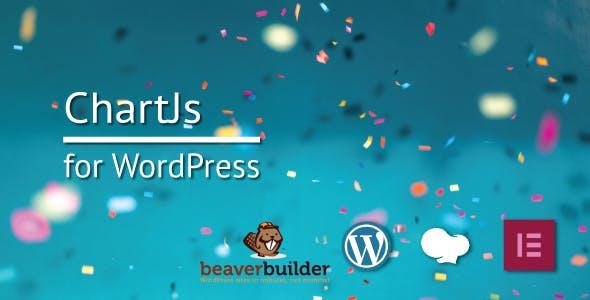 ChartJs for WordPress