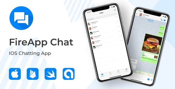 FireApp Chat IOS - Chatting App for IOS