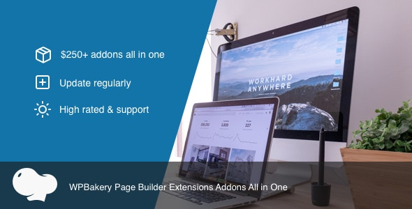 All In One Addons for WPBakery Page Builder - CodeCanyon Item for Sale