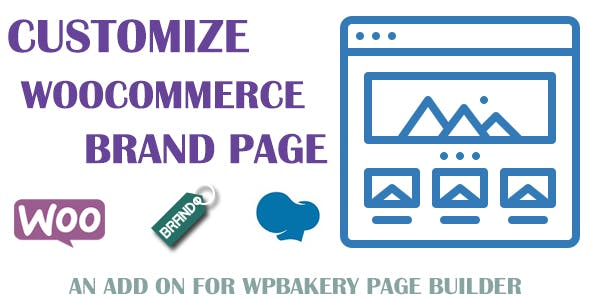 Customize WooCommerce Brands page for WPBakery Page Builder