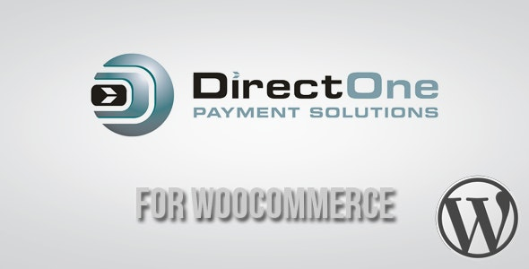 DirectOne Gateway for WooCommerce - CodeCanyon Item for Sale