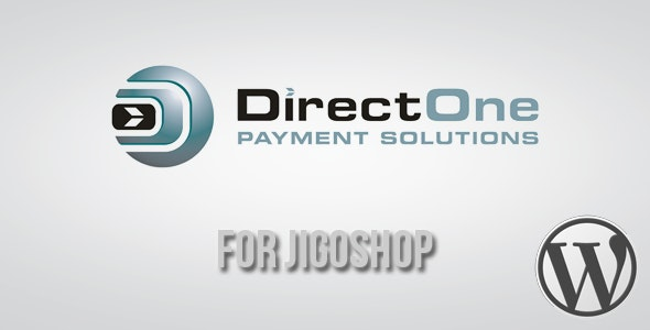 DirectOne Gateway for Jigoshop - CodeCanyon Item for Sale