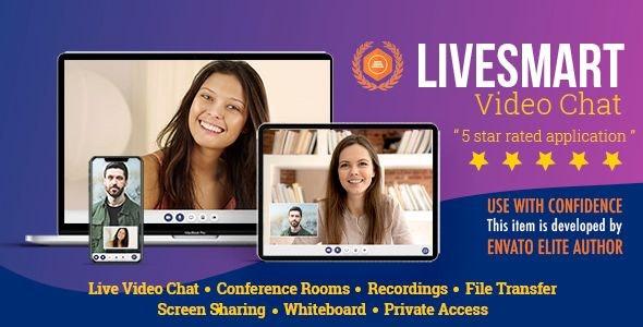 LiveSmart Video Chat v2.0.32