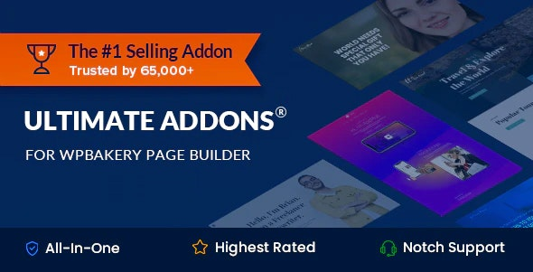 Ultimate Addons for WPBakery Page Builder - CodeCanyon Item for Sale
