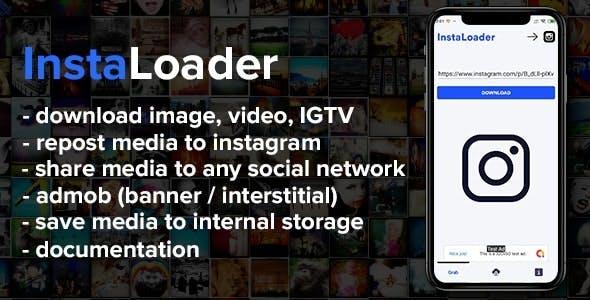 Instagram downloader - download media from instagram