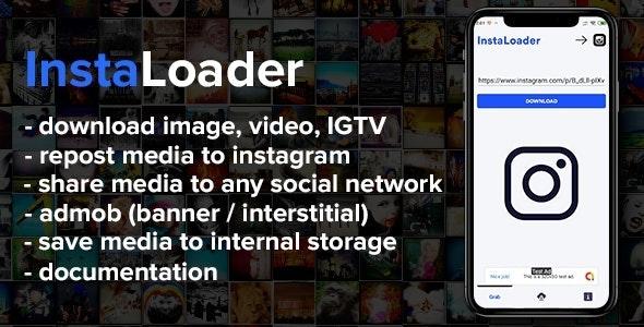 Instagram downloader - download media from instagram - CodeCanyon Item for Sale