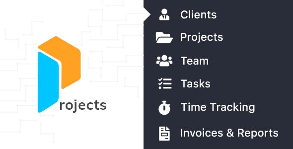 InfyProjects - Laravel Project Management System - CodeCanyon Item for Sale