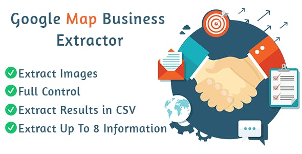 Google Map Business Extractor