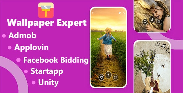 Wallpaper Expert - CodeCanyon Item for Sale