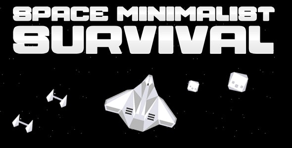 Space Minimalist Survival - CodeCanyon Item for Sale