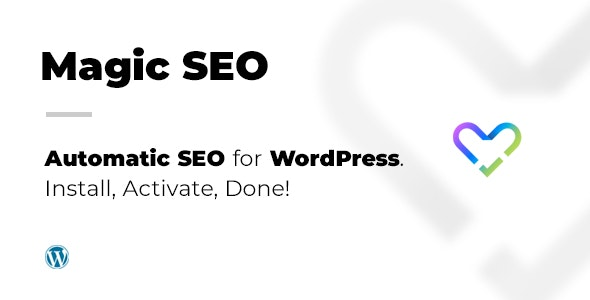 Magic SEO - Automatic WordPress SEO - CodeCanyon Item for Sale