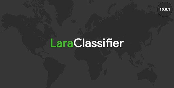 LaraClassifier - Classified Ads Web Application - CodeCanyon Item for Sale