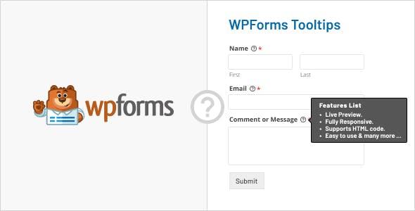 WPForms Tooltips