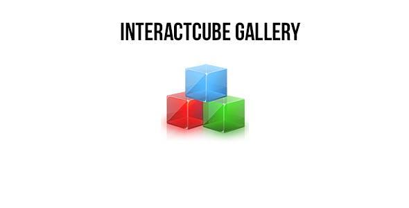 INTERACTCUBE GALLERY